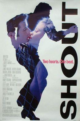 """Постер к фильму """"Крик"""" /Shout/ (1991)"""