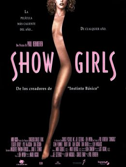 "Постер к фильму ""Шоугелз"" /Showgirls/ (1995)"