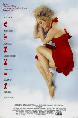 """Постер к фильму """"Сиеста"""" /Siesta/ (1987)"""