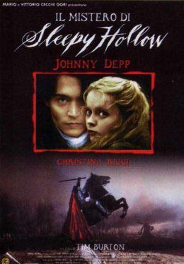 """Постер к фильму """"Сонная лощина"""" /Sleepy Hollow/ (1999)"""