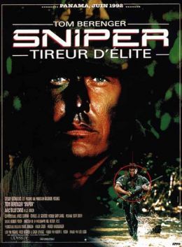 """Постер к фильму """"Снайпер"""" /Sniper/ (1993)"""
