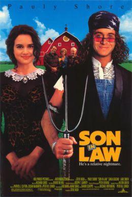 "Постер к фильму ""Зять"" /Son in Law/ (1993)"