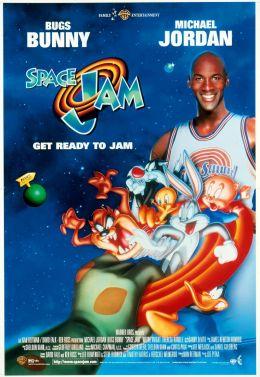 """Постер к фильму """"Космический Джэм"""" /Space Jam/ (1996)"""