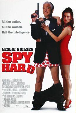 """Постер к фильму """"Неистребимый шпион"""" /Spy Hard/ (1996)"""