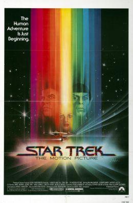"""Постер к фильму """"Звездный путь: Фильм"""" /Star Trek: The Motion Picture/ (1979)"""