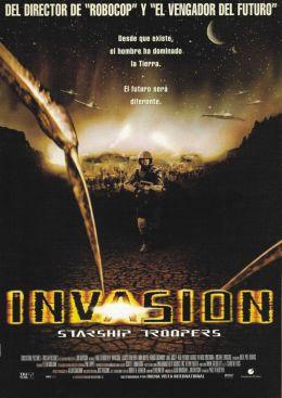 """Постер к фильму """"Звездный десант"""" /Starship Troopers/ (1997)"""
