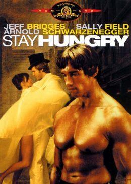 """Постер к фильму """"Оставайся голодным"""" /Stay Hungry/ (1976)"""
