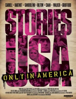 "Постер к фильму ""Истории Америки"" /Stories USA/ (2007)"