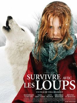 """Постер к фильму """"Выживая с волками"""" /Survivre avec les loups/ (2007)"""