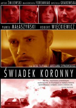 """Постер к фильму """"Главный свидетель"""" /Swiadek koronny/ (2007)"""