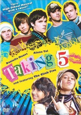 """Постер к фильму """"Укради моё сердце"""" /Taking 5/ (2007)"""