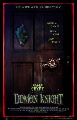 Байки из склепа: Демон ночи