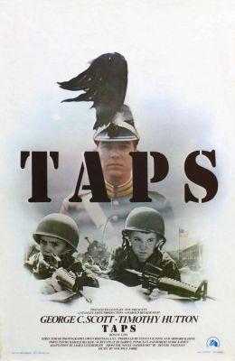 """Постер к фильму """"Отбой"""" /Taps/ (1981)"""