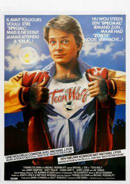"Постер к фильму ""Волчонок"" /Teen Wolf/ (1985)"