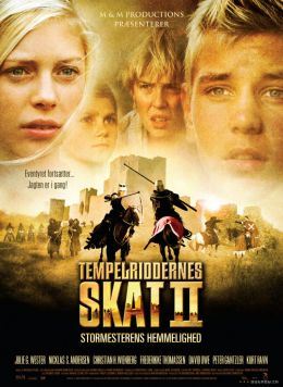 """Постер к фильму """"В поисках сокровищ тамплиеров 2"""" /Tempelriddernes skat II/ (2007)"""