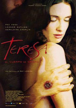"Постер к фильму ""Тереза, тело Христово"" /Teresa, el cuerpo de Cristo/ (2007)"