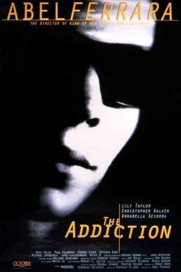 """Постер к фильму """"Зависимость"""" /The Addiction/ (1995)"""