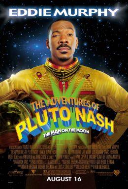 """Постер к фильму """"Приключения Плуто Нэша"""" /The Adventures of Pluto Nash/ (2002)"""