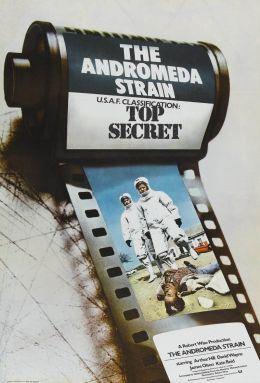 """Постер к фильму """"Штамм """"Андромеда"""""""" /The Andromeda Strain/ (1971)"""