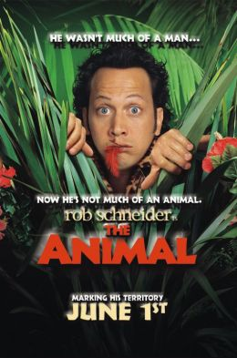 "Постер к фильму ""Животное"" /The Animal/ (2001)"