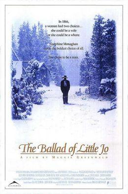 "Постер к фильму ""Баллада о маленькой Джо"" /The Ballad of Little Jo/ (1993)"