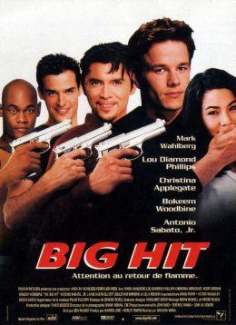 """Постер к фильму """"Большое дело"""" /The Big Hit/ (1998)"""