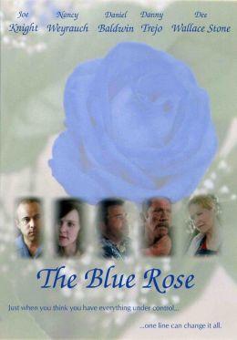 """Постер к фильму """"Синяя роза"""" /The Blue Rose/ (2007)"""