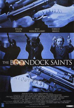 """Постер к фильму """"Святые из Бундока"""" /The Boondock Saints/ (1999)"""