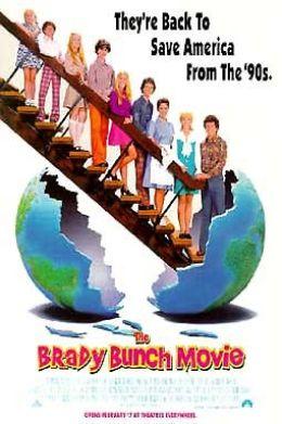 "Постер к фильму ""Семейка Брэйди"" /The Brady Bunch Movie/ (1995)"