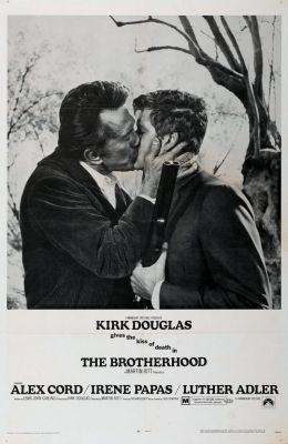 "Постер к фильму ""Братство"" /The Brotherhood/ (1968)"