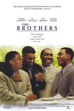 """Постер к фильму """"Братья"""" /The Brothers/ (2001)"""
