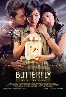 "Постер к фильму ""Бабочка"" /The Butterfly/ (2007)"