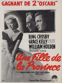 """Постер к фильму """"Деревенская девушка"""" /The Country Girl/ (1954)"""