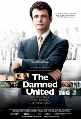 "Постер к фильму ""Проклятый Юнайтед"" /The Damned United/ (2009)"