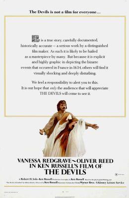 """Постер к фильму """"Дьяволы"""" /The Devils/ (1971)"""