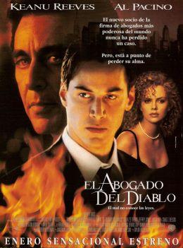 "Постер к фильму ""Адвокат дьявола"" /The Devil's Advocate/ (1997)"