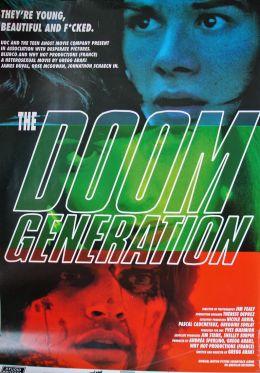 """Постер к фильму """"Поколение игры """"Дум"""""""" /The Doom Generation/ (1995)"""