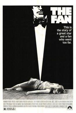 """Постер к фильму """"Поклонник"""" /The Fan/ (1981)"""