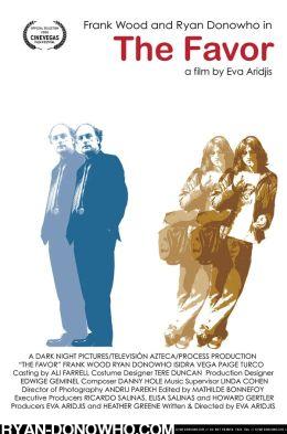 "Постер к фильму ""Услуга"" /The Favor/ (2007)"