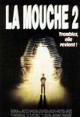 "Постер к фильму ""Муха 2"" /The Fly II/ (1989)"