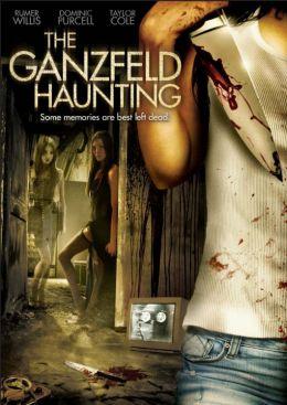 "Постер к фильму ""Эксперимент Ганцфелд"" /The Ganzfeld Haunting/ (2014)"