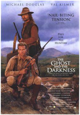 """Постер к фильму """"Призрак и тьма"""" /The Ghost and the Darkness/ (1996)"""