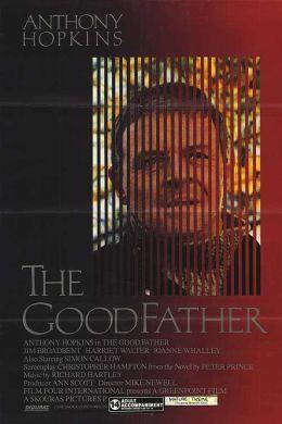 """Постер к фильму """"Хороший отец"""" /The Good Father/ (1985)"""