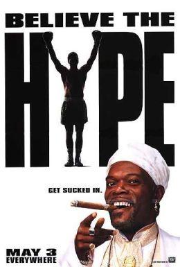 "Постер к фильму ""Большой белый обман"" /The Great White Hype/ (1996)"