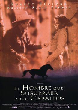 "Постер к фильму ""Заклинатель лошадей"" /The Horse Whisperer/ (1998)"
