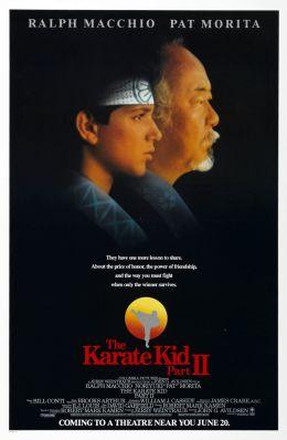 "Постер к фильму ""Парень-каратист 2"" /The Karate Kid, Part II/ (1986)"