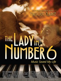 "Постер к фильму ""Леди в номере 6"" /The Lady in Number 6: Music Saved My Life/ (2013)"