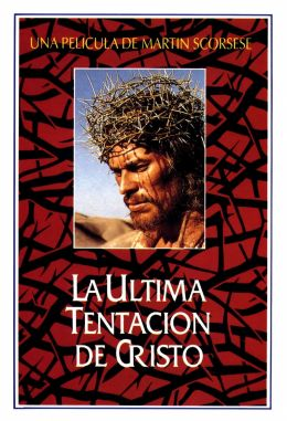 """Poster for the film """"The Last Temptation of Christ"""" / The Last Temptation of Christ / (1988)"""