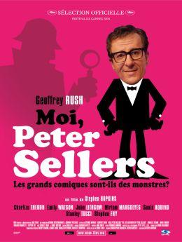 """Постер к фильму """"Жизнь и смерть Питера Селлерса"""" /The Life and Death of Peter Sellers/ (2004)"""