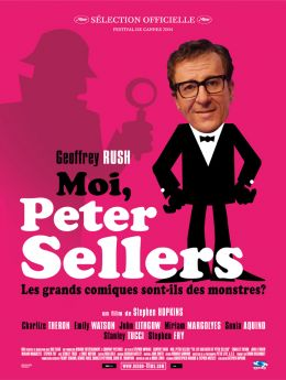 "Poster for the film ""The Life and Death of Peter Sellers"" / The Life and Death of Peter Sellers / (2004)"
